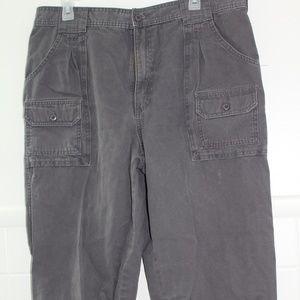 Cabela's Grey 7-Pocket Hiker 36 X 30